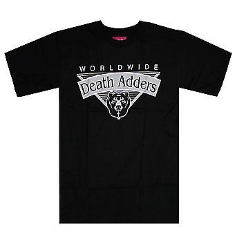 Mischka D.A Kickoff T-Shirt schwarz