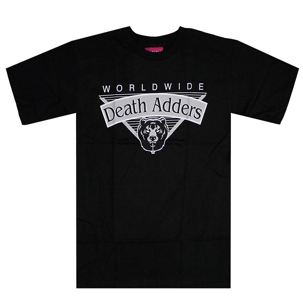 Mishka D.A Kickoff T-Shirt noir
