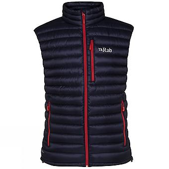 Rab Microlight Vest Twilight (X-Large)
