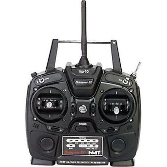 Graupner MZ-10 Hott Handheld RC 2,4 GHz No. of channels: 5