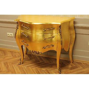 chest of drawers   baroque style gilded