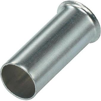 Ferrule 12 mm Not insulated Metal Conrad Components 93015c11 100 pc(s)