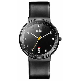 Braun Mens All Black BN0032BKBKG Watch