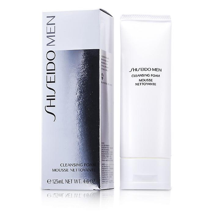 Shiseido Men Cleansing Foam, 125ml / 4.2 oz