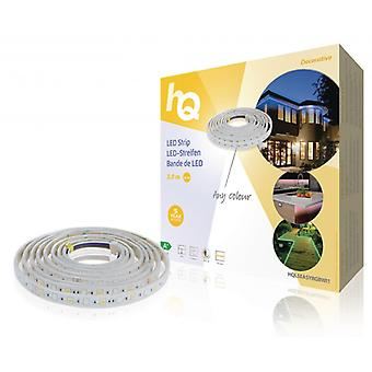 HQ LED the list with easy installation, RGB + W, in-/outdoor, 60 LEDs p/m 3.00 m