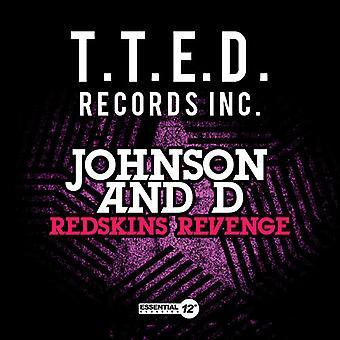 Johnson idealna D - Redskins zemsty USA import