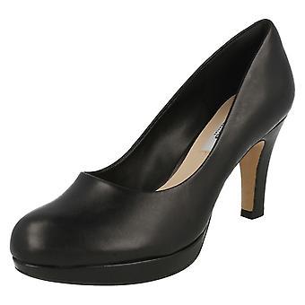 Ladies Clarks Shoes Crisp Kendra