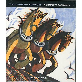Sybil Andrews Linocuts (Hardcover) by Leaper Dr. Hana