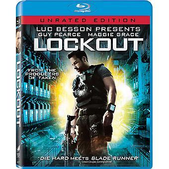 Lockout [BLU-RAY] USA import
