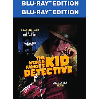 Verden berømte Kid detektiv [Blu-ray] USA importerer