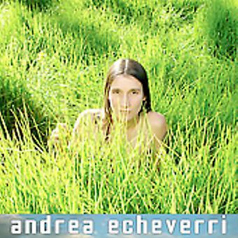 Andrea Echeverri - Andrea Echeverri [CD] USA import