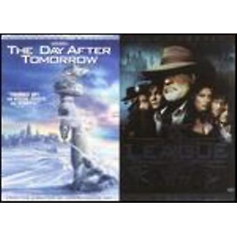 Fox 2Pak - The Day After Tomorrow/the League of Extraordinary Gentlemen [2 Discs] [DVD] USA import