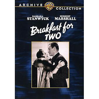 Breakfast for Two [DVD] USA import