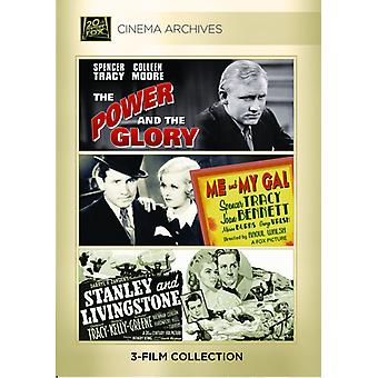 Power & Glory / Me & My Gal / Stanley Livingston [DVD] USA import