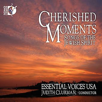 Lewandowski / Friedman / Muhly / Steinberg - Cherished Moments-Songs of the Jewish Spirit [CD] USA import