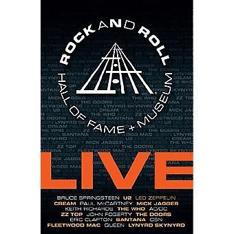 Rock & Roll Hall Fame bor [DVD] USA importerer