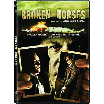 Broken Horses [DVD] USA import