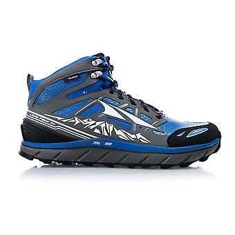 Altra Lone Peak 3.0 Neoshell Mid Mens Running Shoes Electric Blue