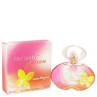 Salvatore Ferragamo Women Incanto Dream Eau De Toilette Spray By Salvatore Ferragamo
