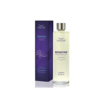 Universal Contour Wrap Detox Massage olie-rosmarin & Lime