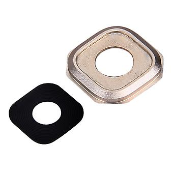 Camera glass for Samsung Galaxy A3 2016 A310F camera ring glass frame cover gold