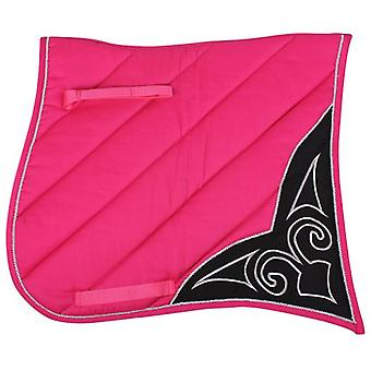 QHP Saddle Pad Baroque Extreme
