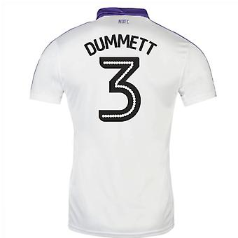 2016-17 Newcastle Third Shirt (Dummett 3)