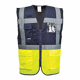 Portwest - こんにちは Vi 安全作業服パリ エグゼクティブ ・ ベスト