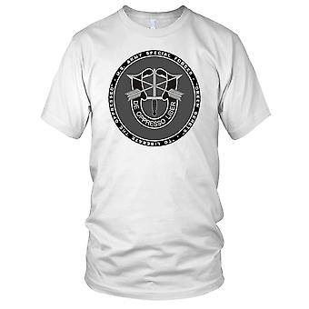 Forze speciali insegne Green Beret C effetto Ladies T Shirt