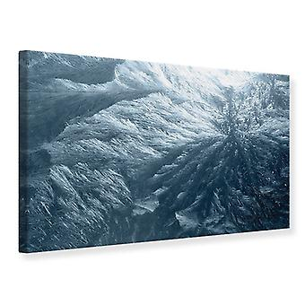 Canvas Print Ice