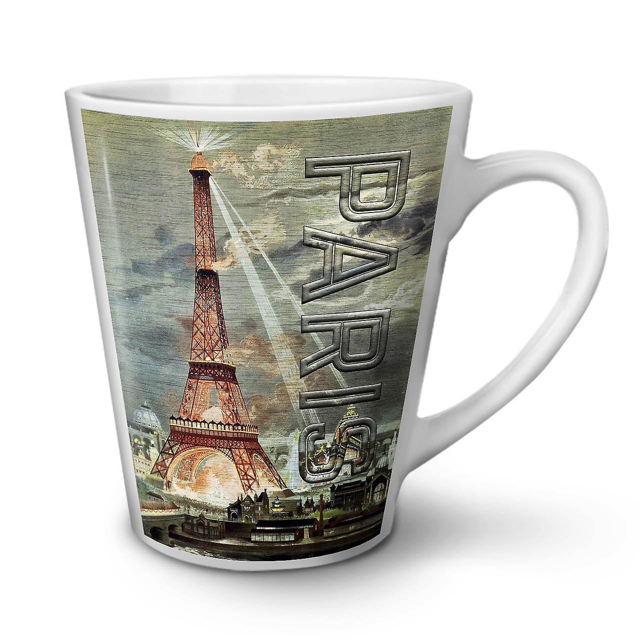 Mug OzWellcoda Light Landmark New Tea 12 White Urban Latte Ceramic Coffee rdxBWCeo