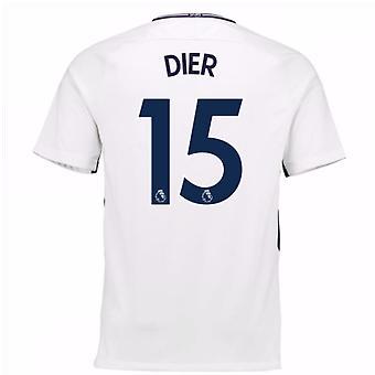 2017-18 Tottenham Home Shirt (Dier 15) - Kids