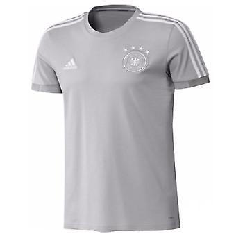 2018-2019 Tyskland Adidas trening Tee (grå) - barn
