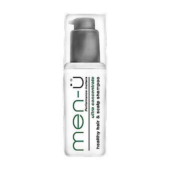 Mænd-U sundt hår & hovedbund Shampoo 100ml