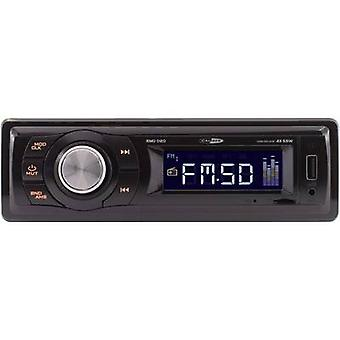 Car stereo Caliber Audio Technology RMD 020