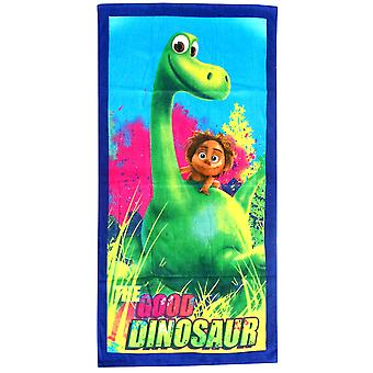 Good Dinosaur beach towel