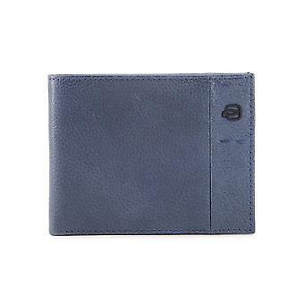 Piquadro Men Wallets Blue