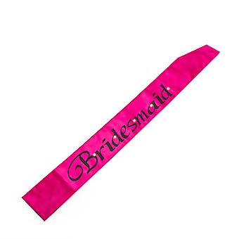Hot Pink Flashing Sashes