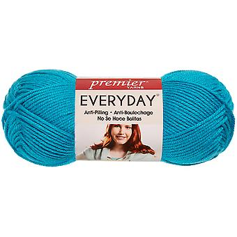 Deborah Norville Collection Everyday Solid Yarn-Wild Blue