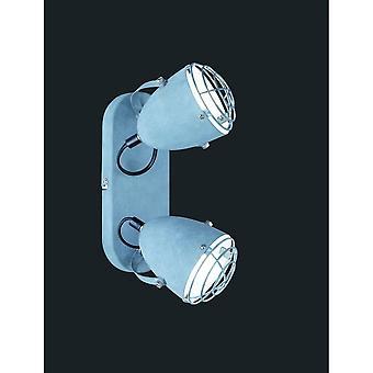 إضاءة سبوت معدنية تبدو ملموسة حديثة Cammy الثلاثي