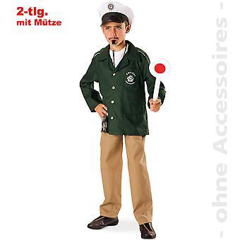 Kostium policjanta dzieci policji kostium policji dziecko Jednolity strój