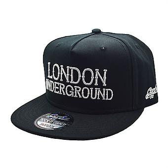 Carbon 212 London Underground Snapback Cap