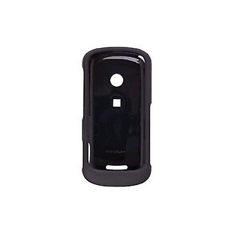 Pack 5 - Motorola W835 Crush caoutchouté Case - noir