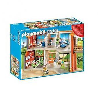 PLAYMOBIL-6657 Kinderziekenh.