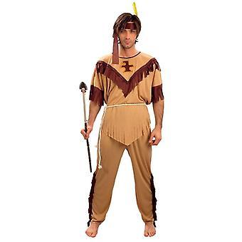 Bnov Indian Man Costume