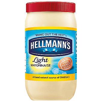 Licht Hellmanns Mayonnaise