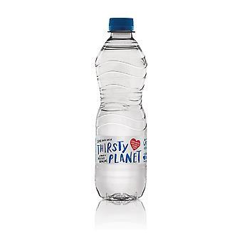 Durstige Planet noch Quellwasser