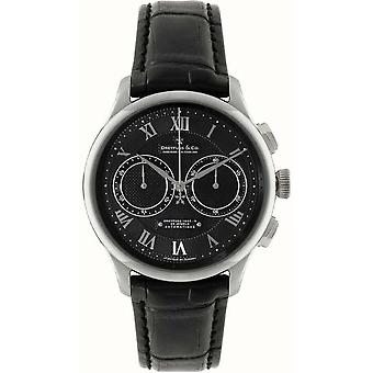 Dreyfuss heren horloge DGS00094/19 Automatic, chronograaf