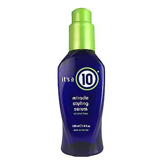 It's A 10 Miracle Styling Hair Serum 4 oz