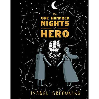 The One Hundred Nights of Hero by Isabel Greenberg - 9780224101950 Bo